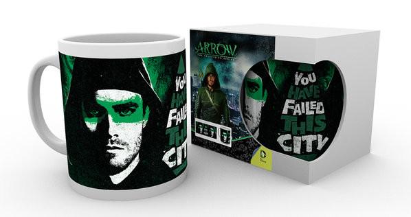 Arrow - You Failed This City Mug