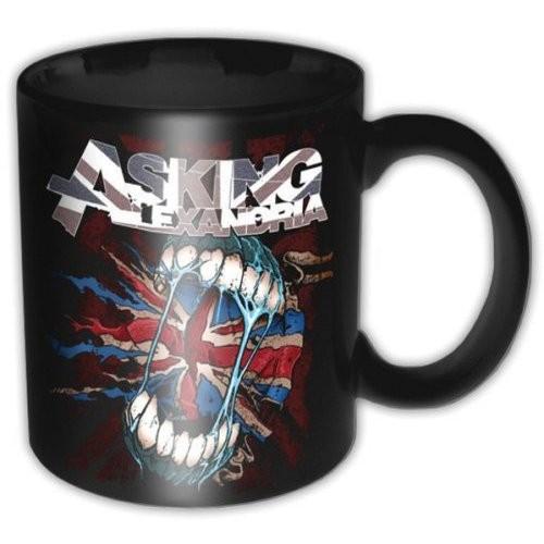 Asking Alexandria - Flag Eater Mug