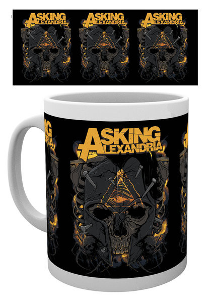 Asking Alexandria - Nails Mug
