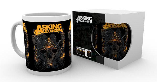 Asking Alexandria - Nails Mug