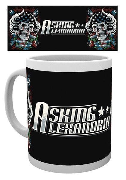 Asking Alexandria - Skulls Mug