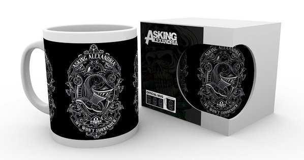 Asking Alexandria - Surrender Mug