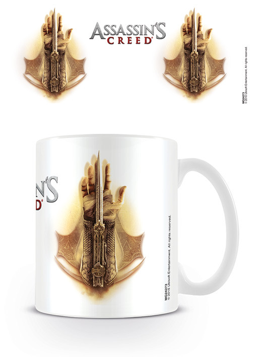 Assassin's Creed Movie - Hidden Blade Mug
