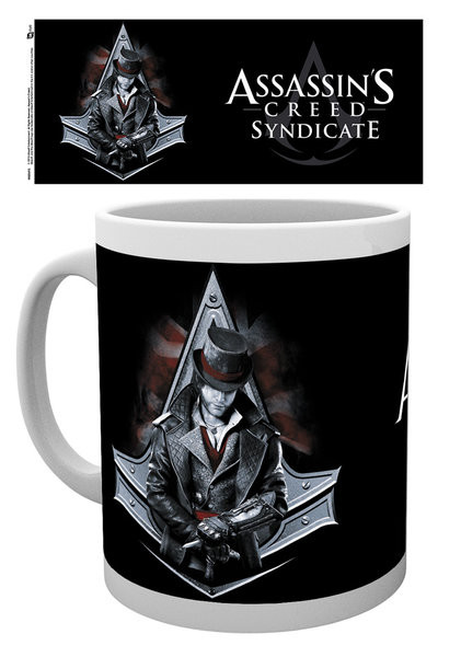 Assassin's Creed Syndicate - Crest Mug