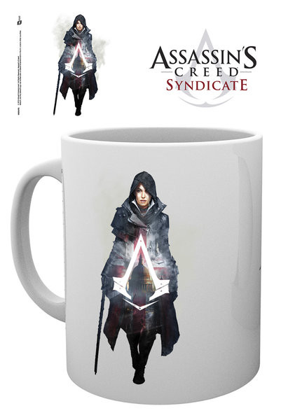 Assassin's Creed Syndicate - Jacob Emblem Mug