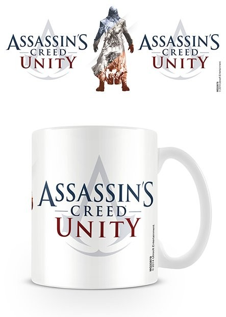 Assassin's Creed Unity - Colour Logo Mug