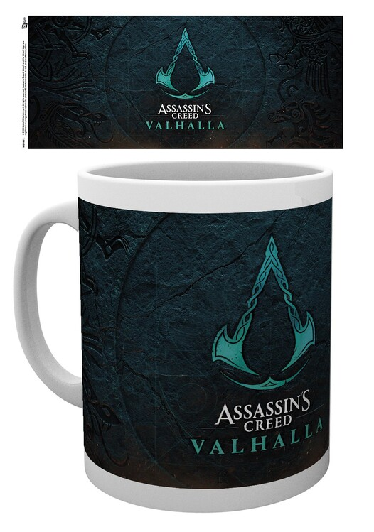 Cup Assassin's Creed: Valhalla - Logo