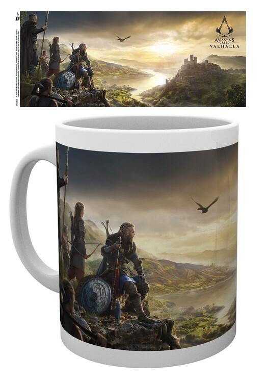 Cup Assassin's Creed: Valhalla - Vista