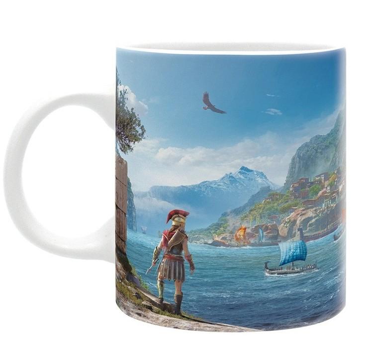 Assassins Creed - Greece Mug