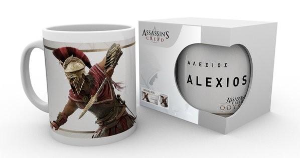 Assassins Creed Odyssey - Alexios Action Mug