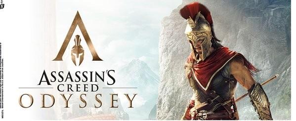 Assassins Creed Odyssey - Alexios Mug
