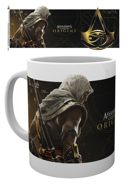 Assassins Creed: Origins - Synchronization Mug
