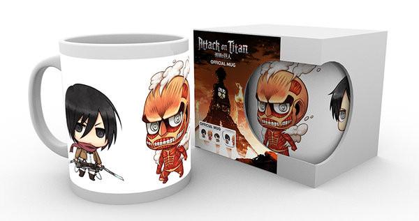 Attack on Titan - Chibi 2 Mug