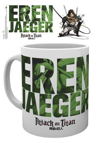 Attack On Titan - Eren Mug