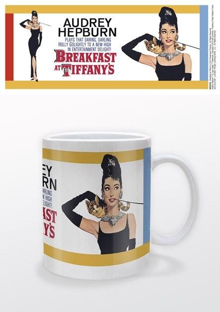 Audrey Hepburn - One-Sheet Mug