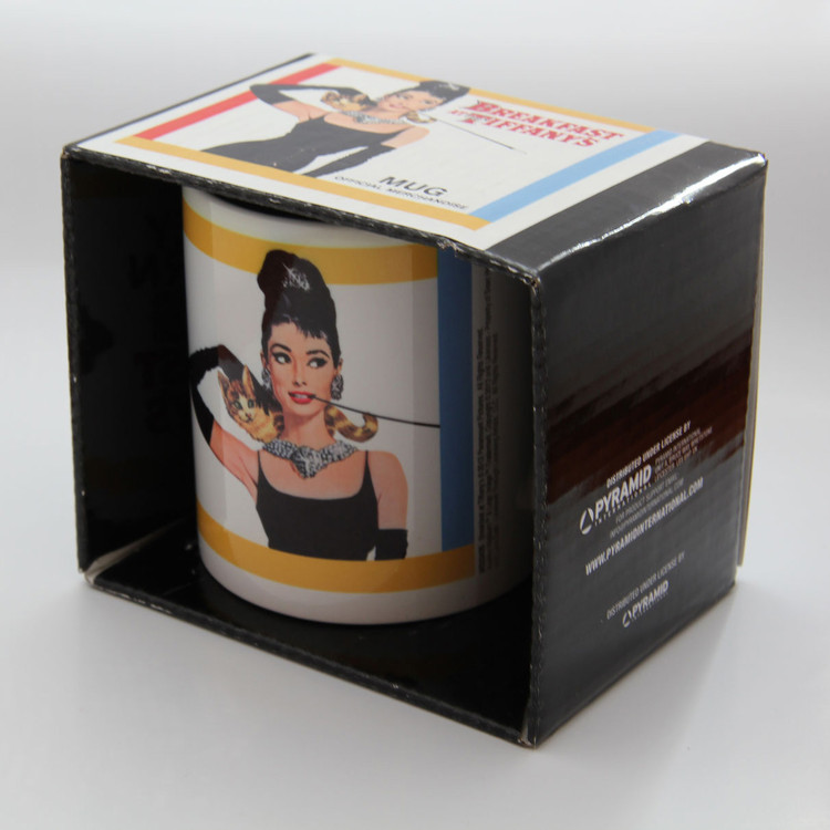 Audrey Hepburn - One-Sheet Mug