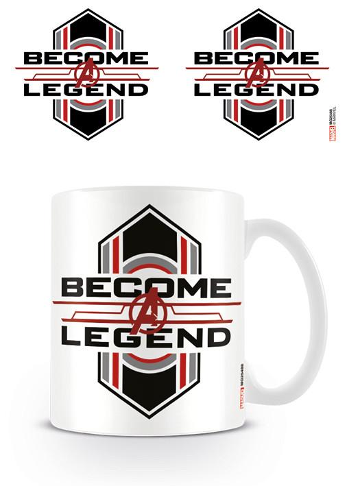 Avengers: Endgame - Become a Legend Mug