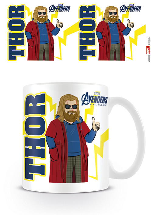 Avengers: Endgame - Dude Thor Mug