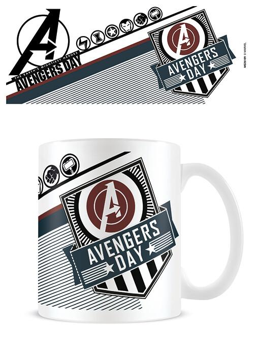 Cup Avengers Gamerverse - Avengers Day