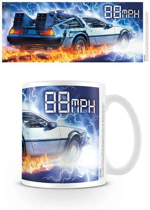Back To The Future - 88MPH Mug