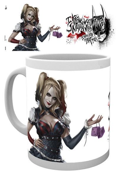 Batman Arkham Knight - Gotham Mug