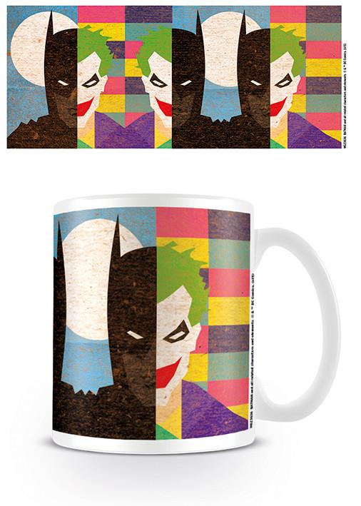 Batman - Batman/Joker Mug