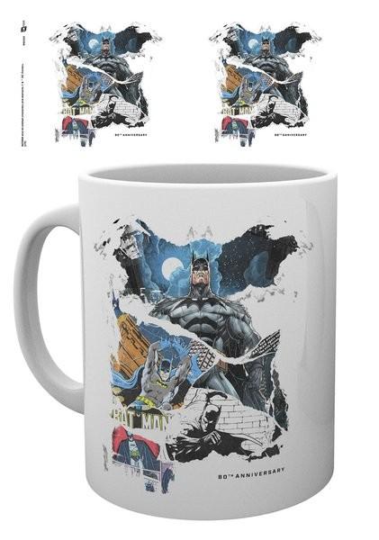 Cup Batman - Comic Rip