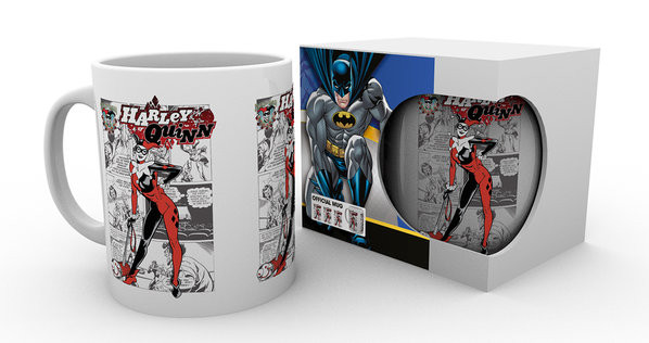 Batman Comics - Comic Mug