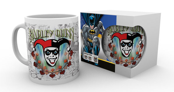 Batman Comics - Harley Quinn Mug