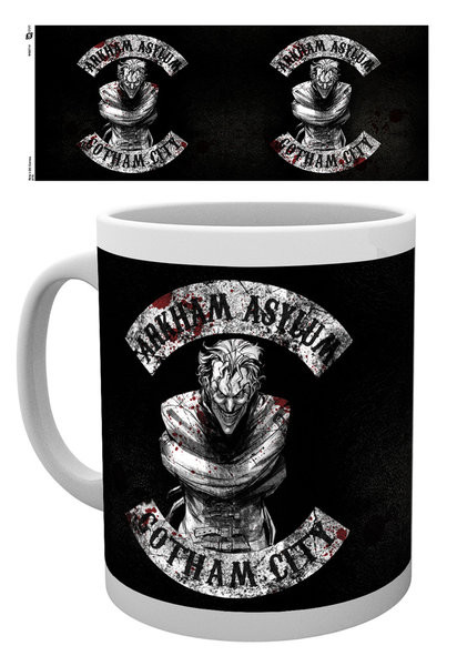 Batman Comics - Joker Sons Of Arkham Mug
