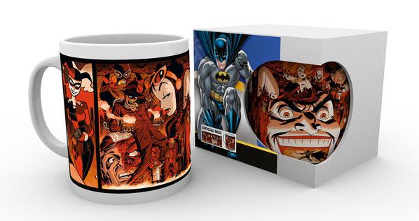 Batman Comics - Villains Mug
