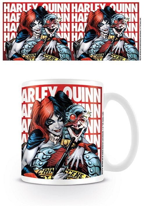 Batman - Harley Quinn Hostage Mug