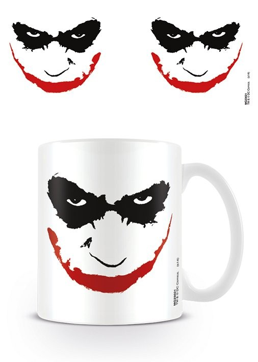 Batman: The Dark Knight - Joker Face Mug