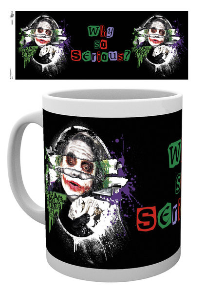 Batman: The Dark Knight - Jokes On You Mug