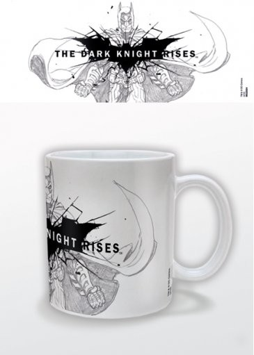Batman: The Dark Knight Rises - Sketch Mug