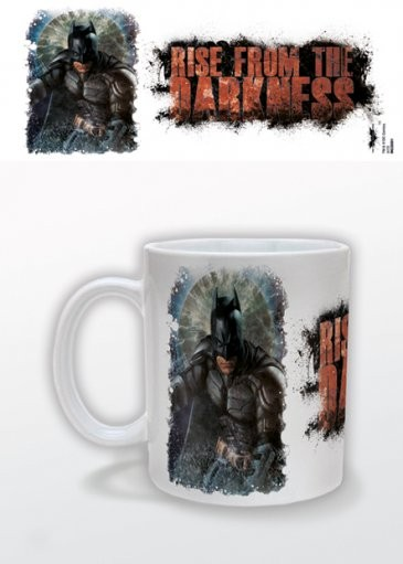 Batman: The Dark Knight Rises - The Darkness Mug