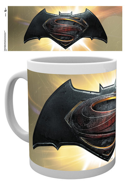 Batman v Superman: Dawn of Justice - Logo Alt Mug