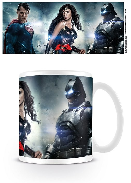 Batman v Superman: Dawn of Justice - Trinity Mug