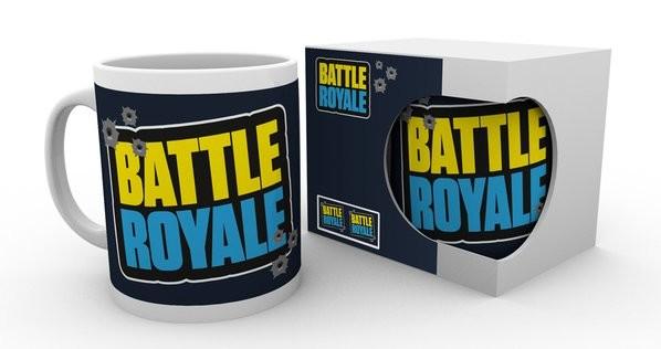Cup Battle Royale - Logo