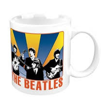 Beatles - Shine Behind Mug