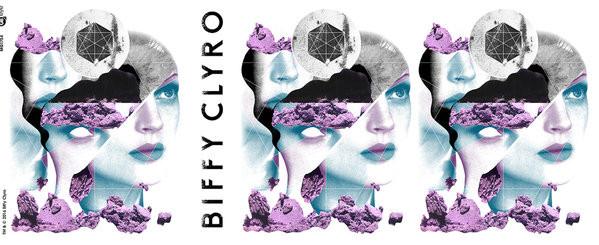 Biffy Clyro - Lips Mug