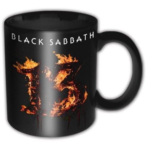 Black Sabbath - 13 Mug