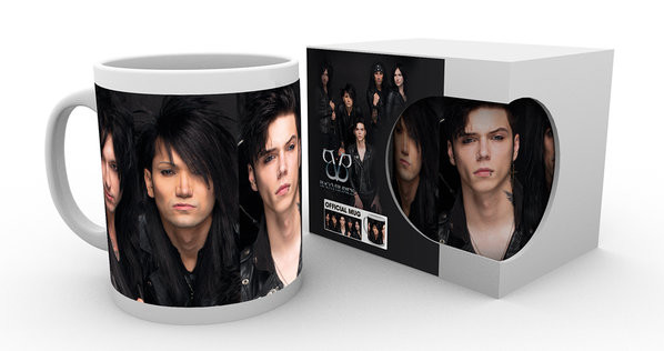 Black Veil Brides - Faces Mug