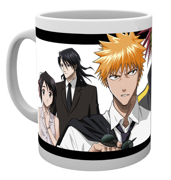 Bleach - Collage Mug