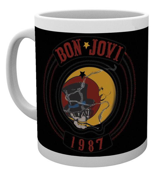 Bon Jovi - 1987 Mug
