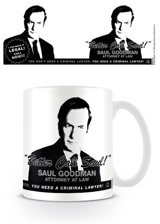 Cup Breaking Bad - Better call Saul