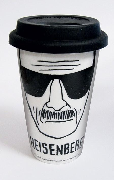 Cup Breaking Bad - Heisenberg