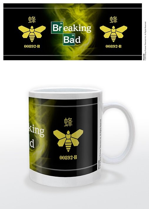 Breaking Bad - Methylamine Mug