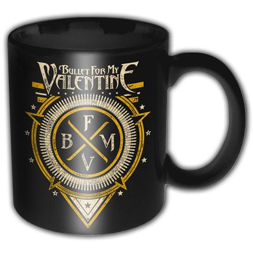 Cup Bullet For My Valentine - Emblem