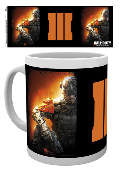 Call of Duty: Black Ops 3 - Black Ops 3 Mug